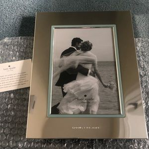 Kate Spade 5x7 Take the Cake Frame